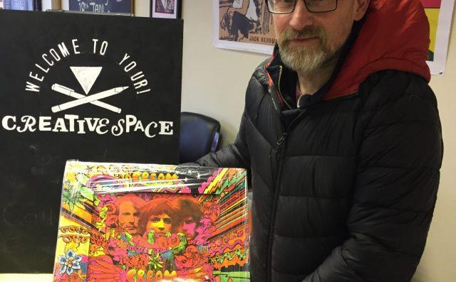 Dave Hawkins - Creative Space